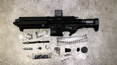 MWC 416C GBB kit for Marui MWS M4